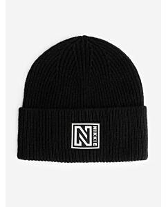 NIKKIE - Nikkie Ski Beanie - zwart