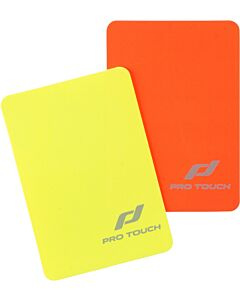 PROTOUCH - refree cards 1703 - Rood