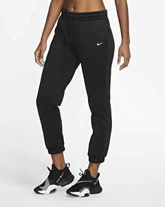 NIKE - nike therma women's training pants - Black/Black/White