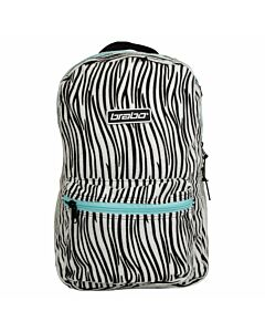 BRABO - bb5260 backpack storm leopard zebra - Transparant