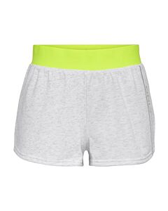 ONLY PLAY - Palyssa sweat shorts - Wit-Geel