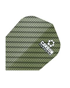 HARROWS - Flight carbon green 1204 - groen