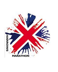 HARROWS - MARATHON FLIGHT 1545 UNION JACK - wit