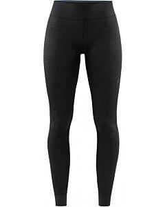 CRAFT - fuseknit comfort pants w - Zwart