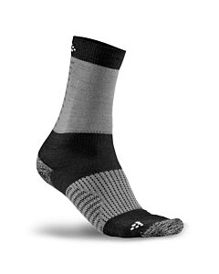 CRAFT - xc training sock - Zwart