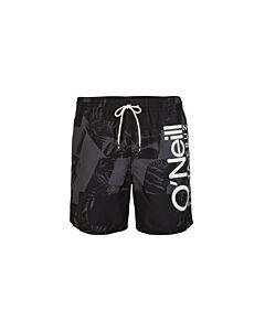 ONEILL - pm cali floral 2 shorts - Zwart-Multicolour