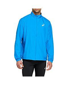 ASICS - silver jacket - Blauw