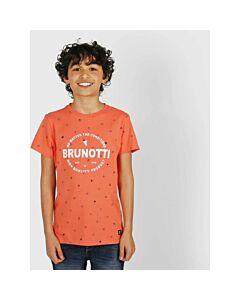 BRUNOTTI - tim mini ao jr boys t-shirt - Roze-Multicolour