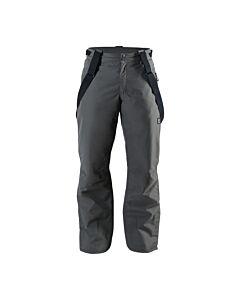 BRUNOTTI - footstrap mens snowpants - Black/Black/White