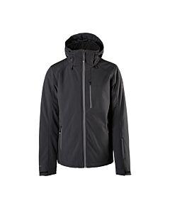 BRUNOTTI - marsala mens softshelljacket - Zwart