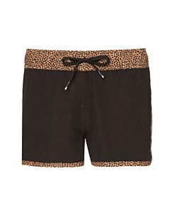 PROTEST - bria jr beachshort - Zwart-Multicolour