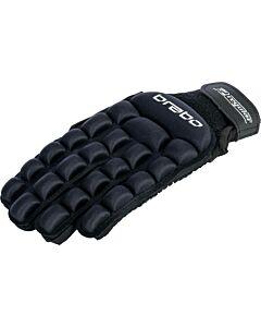 BRABO - bp1082 indoor glove f2.1 l.h. bk - Black/Black/White