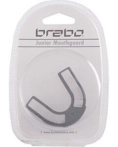 BRABO - bp7000 mouthguard jr trans/black pe - Transparant
