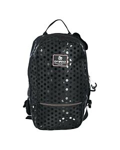 BRABO - bb5270 backpack fun polka black - Transparant