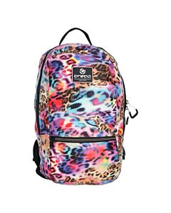 BRABO - bb5300 backpack fun leopard rainbow - Transparant