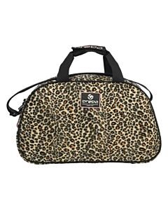 BRABO - bb5420 shoulderbag leopard - Transparant