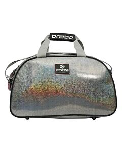 BRABO - bb5430 shoulderbag sparkle silver - Transparant