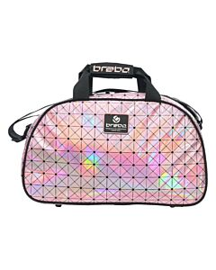 BRABO - bb5460 shoulderbag hex rose - Transparant