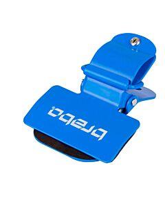BRABO - ba6001 brabo fietsklem blue - Transparant