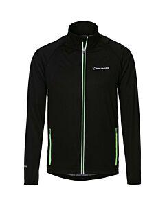 NAKAMURA - acron ii jacket men - Zwart