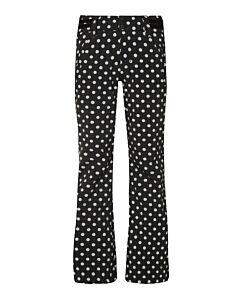 PROTEST - classy jr softshell snowpants - Zwart-Multicolour