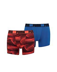 Puma Accessoires active boxer print 2p