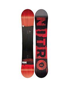 NITRO - nitro board prime screen - Zwart-Rood