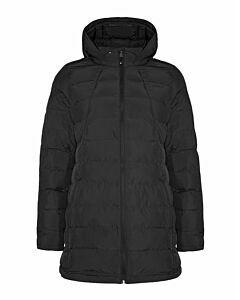PROTEST - bloom outerwear jacket - Zwart-Multicolour