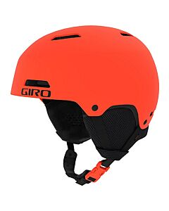 GIRO - giro crue matte deep orange - Oranje