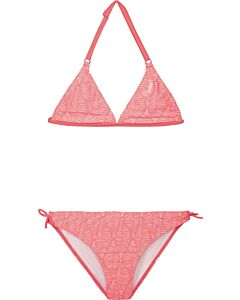 PROTEST - rixt jr triangle bikini - Grijs-Multicolour