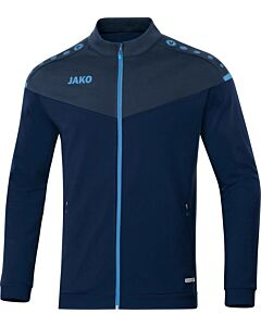 JAKO - Polyestervest Champ 2.0 - Blauwdonker-Multicolour