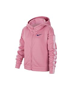 Nike nike girls full-zip training hoodi