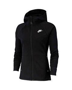 Nike w nsw tch flc wr hoodie fz