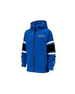 NIKE - b nk air hoodie fz - Blauw-Multicolour