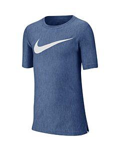 Nike b nk core ss perf top hthr