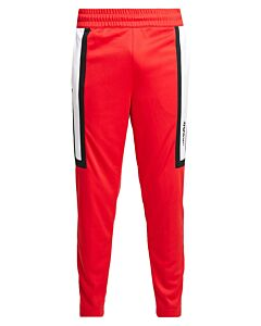 NIKE - w nsw swsh pant flc bb - Rood-Multicolour