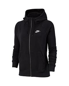 Nike w nsw essntl hoodie fz flc ook Q1 2020