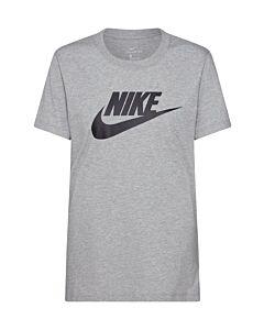 NIKE - nike sportswear essential t-shirt - Zwart
