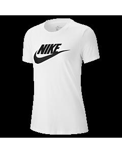 NIKE - nike sportswear essential t-shirt - Wit
