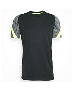 NIKE - nike dri-fit strike men's short-sle - Zwart
