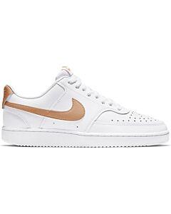 NIKE - nikecourt vision low women's shoe - Wit