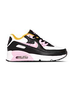 NIKE - nike air max 90 little kids' shoe - Zwart