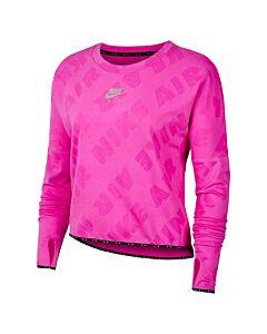 Nike nike air womens long-sleeve runnin