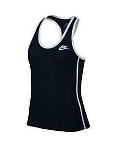 NIKE - nike sportswear heritage women's ta - Zwart
