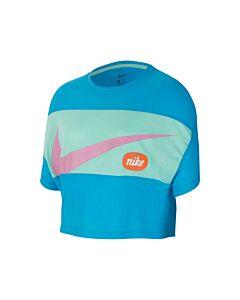 Nike nike big kids (girls) short-sleev