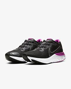 NIKE - nike renew run women's running shoe - Zwart