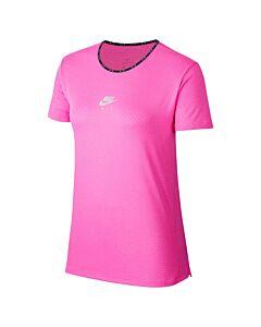 Nike nike air womens short-sleeve runni
