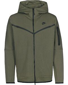NIKE - nike sportswear tech fleece men's f - Groen
