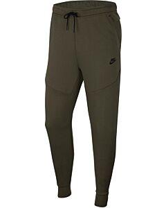 NIKE - nike tech fleece men's joggers - Groen