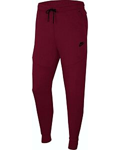 NIKE - nike tech fleece men's joggers - Rood